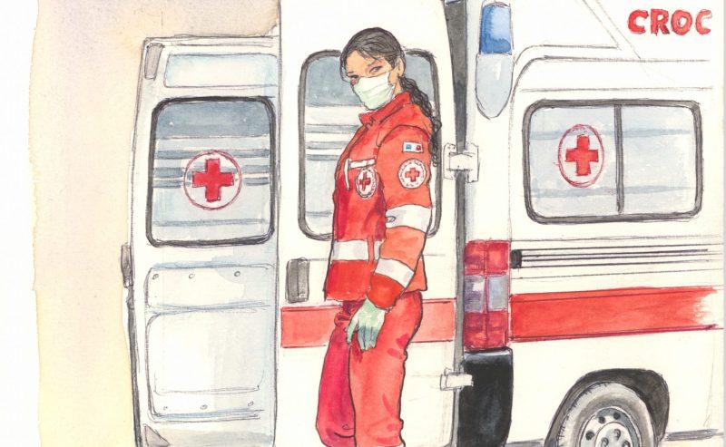 Croce Rossa: Milo Manara ringrazia i volontari